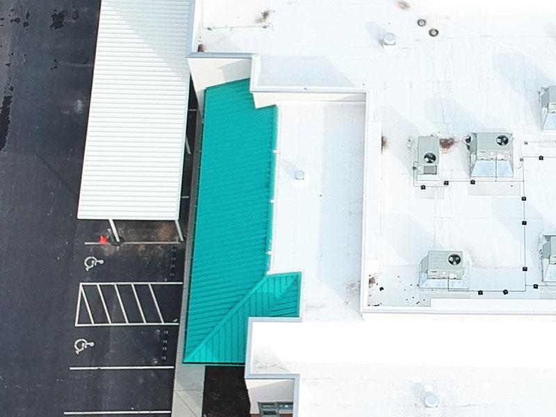 commercial metal roofing davidson, mooresville, cornelius, huntersville