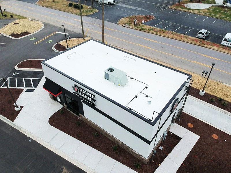 tpo commercial roofing cornelius, huntersville, davidson