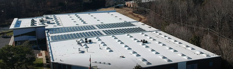 Maintaining TPO and EPDM Roof Systems