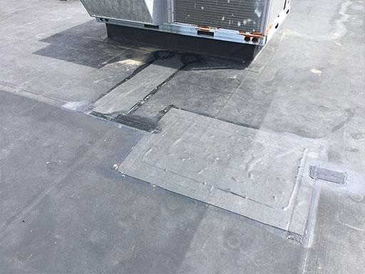 repair EPDM weathertite roofing residential commercial industrial